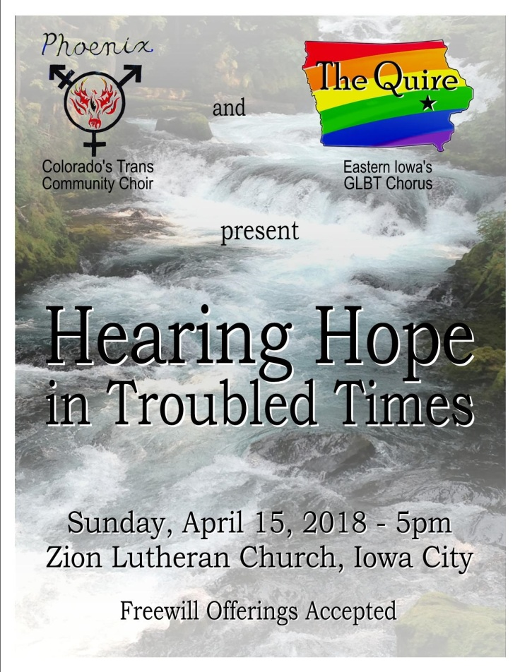 2018 - April - Phoenix Poster